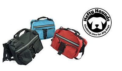 saddle bags backpacks for big dogs